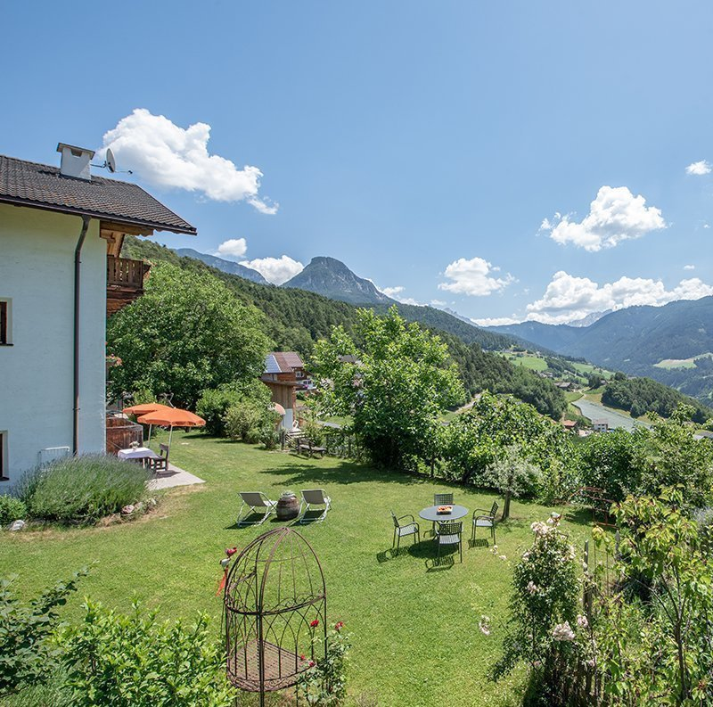 Farm holidays in the Dolomites in South Tyrol