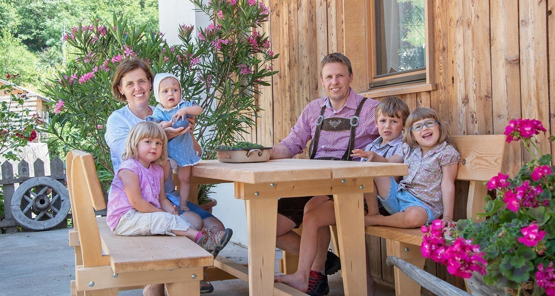 Famiglia Federer - Wieserhof a Fiè allo Sciliar
