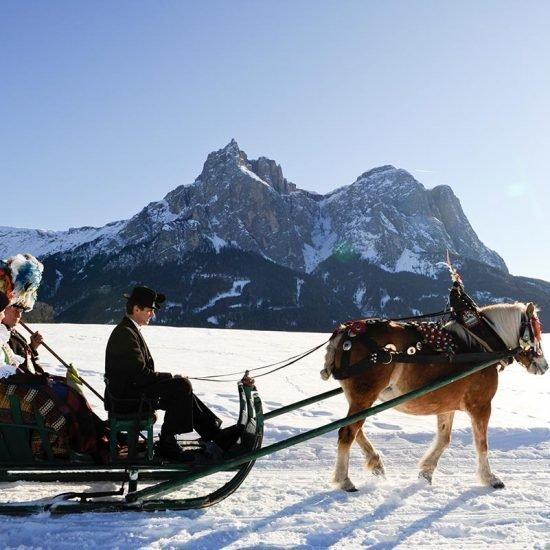 Fantastische Dolomiten Skigebiete