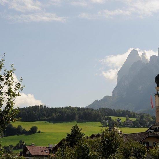 Sommerurlaub in den Dolomiten