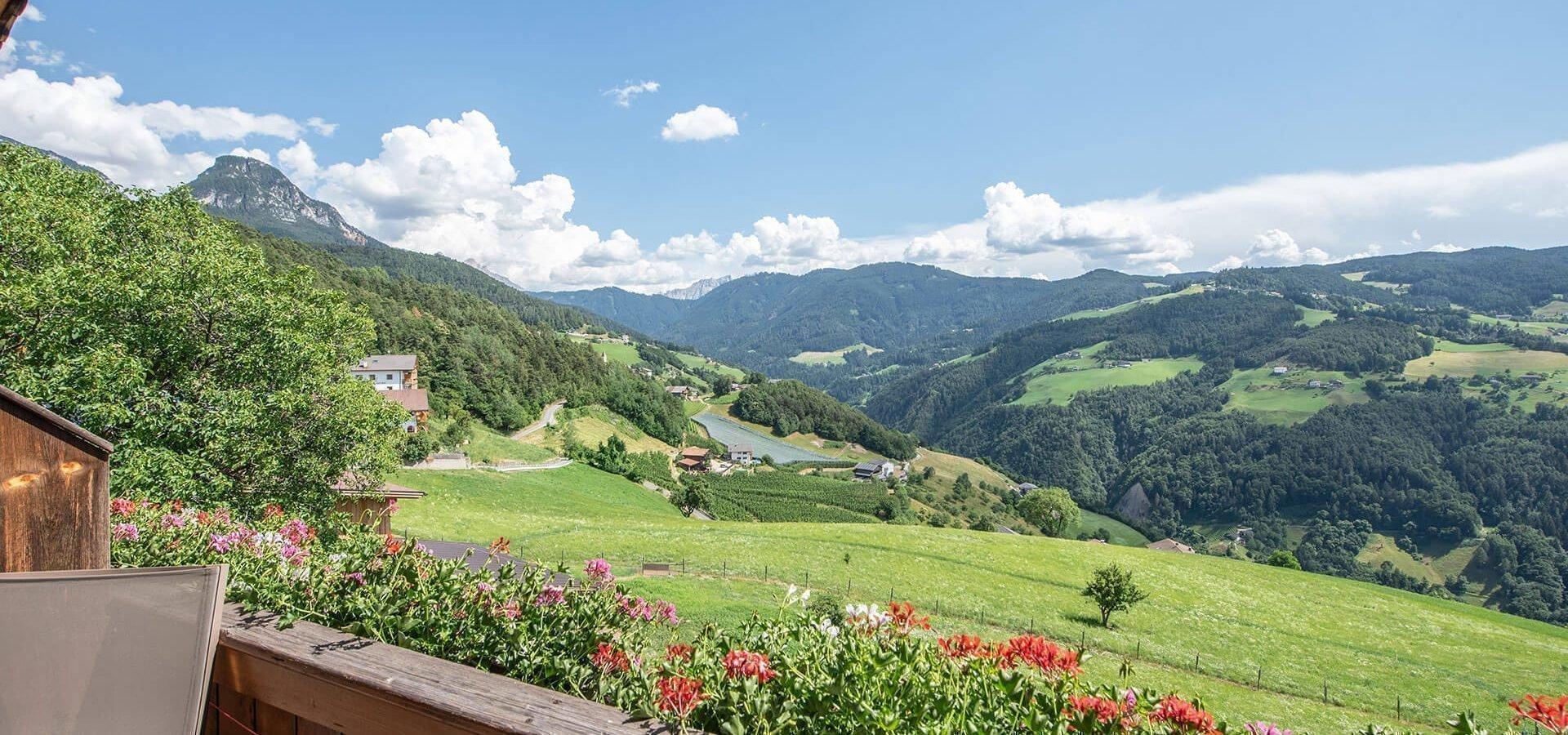 Sommerurlaub in den Dolomiten – Wanderurlaub Seiser Alm