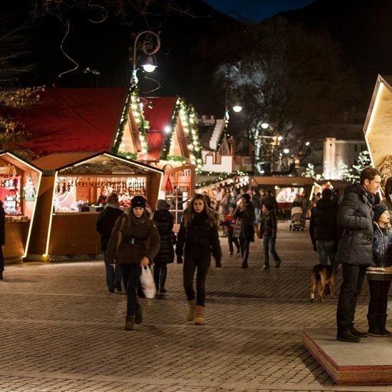 Weihnachtsmärkte in Südtirol