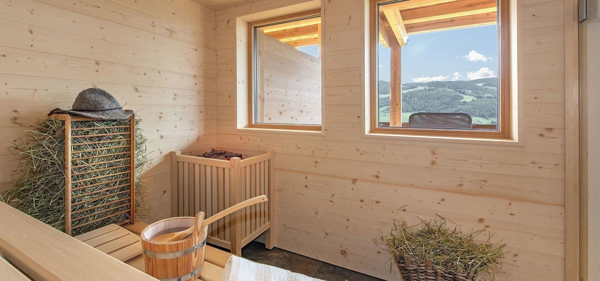 Urlaub auf dem Bauernhof Dolomiten im Winter